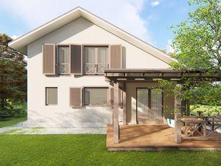 Эксклюзивный дом площадью 135 кв.м