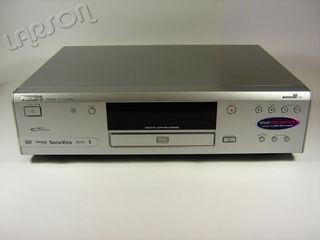 ДВД-рекордер Philips DVDR 990