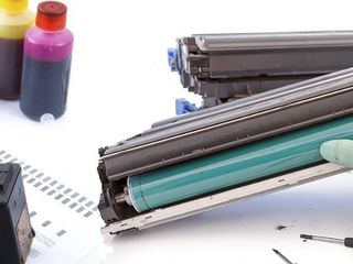 Incarcarea cartuselor de la 25lei - laser si cu cerneala