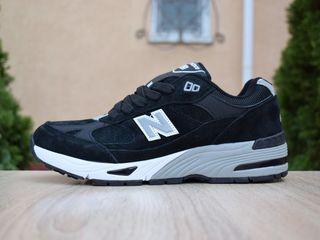 New Balance 991 Black