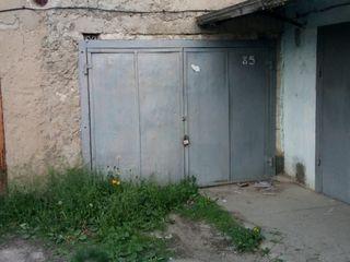 Продаю гараж в Унгень в ГСК-2 район Дэнуцень