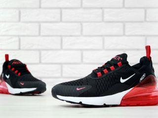 Nike Air Max 270 Black & Red