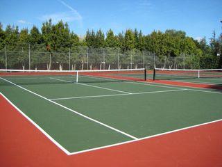 Acoperire sportivă ecowhole hard pentru terenuri sportive