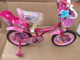 Biciclete pentru copii fetițe de la 4 anila 7 livrare gratuită