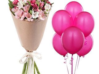Oferte noi de buchete de flori! Compozitii de la 400 lei!