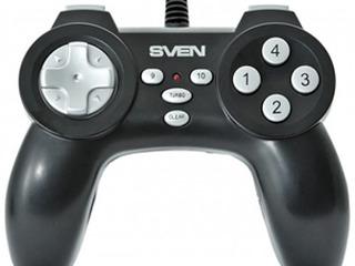 Gamepad-uri Gembird, Logitech, Natec Genesis, Sony, Sven, SteelSeries. Acum și în credit.