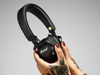 Высококачественный Звук!    Marshall MID Bluetooth