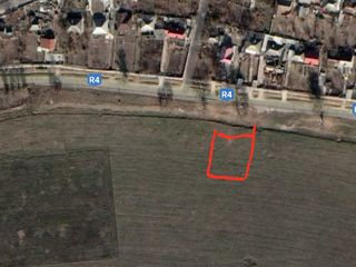 Teren p/u constructie,15 km de la Chisinau