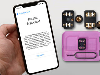 Отвязка от оператора смартфонов Apple