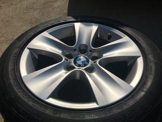 Discuri BMW R17 cu anvelope goodyear 225/55