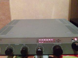 Усилитель Электроника 20 стерео + акустическая колонка 10 МАС-1М