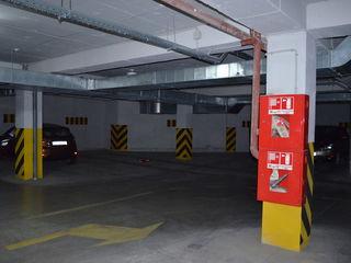 Parcare subterană pe str. Testemiteanu