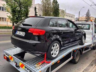 Evacuator Moldova / Asistență Tehnică, lider nr.1 în Republica Moldova la servicii de Tractări Auto