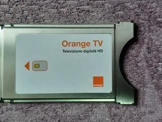 CAM Modul p-u televiziune digitala Orange