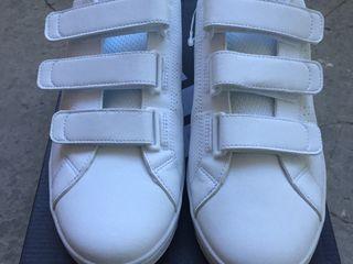Кроссовки adidas neo valclean aw5211 размер uk10