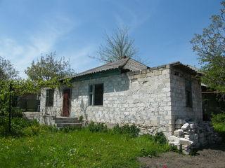 Продаю 1-этажный дом 70кв.м. на 14 соток земли, в центре г. Крикова