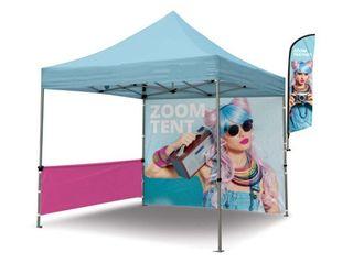 Палатки pop up и мобильные выставочные тенты.
