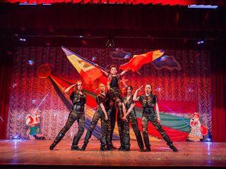 Dansuri moderne pentru copii Chisinau! Vibe Art