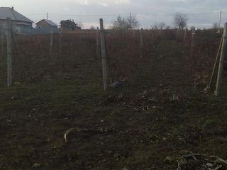 teren pentru constructii 10 ari roscani straseni 18 km de la chisinau