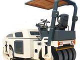 Каток дорожный самоходный вибрационный комбинированного действия -3т