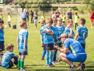 Atinge rezultatele dorite de 2 ori mai rapid,datorită antrenamentelor Academiei de fotbal Viitorul