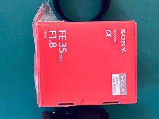Продается объектив Sony 35mm F1.8
