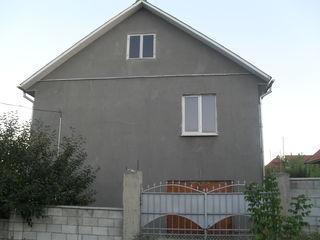 Casa cu doua nivele in or. Cricova