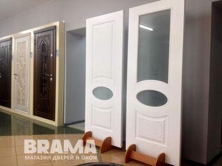 Новая коллекция белых дверей в магазинах Brama