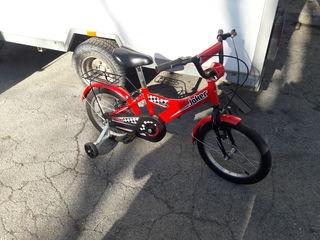 Bicicleta pentru copii vitsta 5 anii