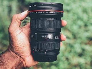 Canon ef 16-35mm f2.8 ii L