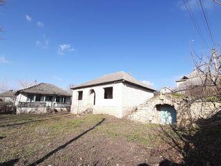 Teren cu casă, 14km de la Chișinău