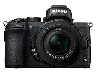 Nikon Z50 F 4k