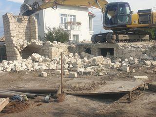 Bobcat s 220 demolări construcții ,nivelare terenuri