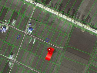 Lot de teren predestinat pentru constructie 12 ari (micăuți)