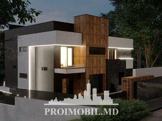 Codru! Duplex în 3 nivele, variantă albă - 225 mp!