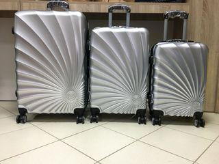 Огромный ассортимент чемоданов, доставка по всей Молдове быстро и дешево