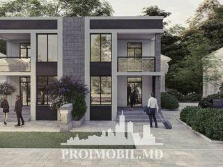 Rîșcani! Duplex în 2 nivele, 4 camere, autonomă! 160 mp + 3 ari!