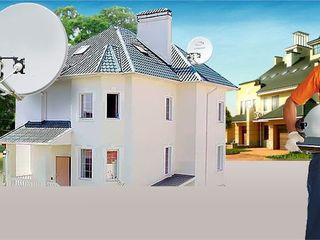 Instalare NTV +, Digi TV, Focus sat, Sky DE, IT, UK canale HDTV