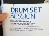 AKG Drum Set Session I