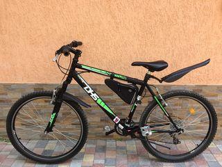 Bicicleta adusa din Romania