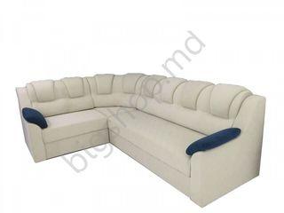 Canapea de colt V-Toms G2+V1 Mazerati Beige (1.7x2.75 m). Livrare gratuită!!