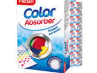 Салфетки для предотвращения окрашивания при стирке / Paclan Color Ștergeți pentru a preveni pătarea