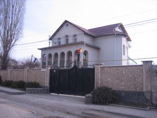 Casă la cheie, 280 mp, str. Grigore Vieru, Bubuieci - achitarea în rate!