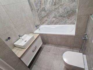 Reparatie baie wc la chee.Ремонт ванной, туалета под ключ.