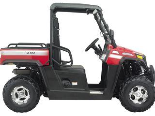 Tractoras UTV/ATV