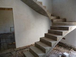 Scari din beton. Бетонные лестницы