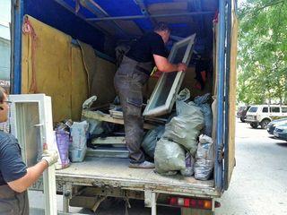 Gunoi gunoi hamali transport