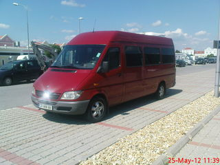 Transport de pasageri si colete in ungaria, slovacia, cehia, germania, olanda, belgia!