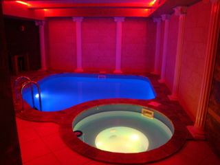 trei in unu, sauna pe lemne ,sauna infrarosu,hammam
