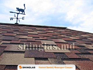 Крыша может быть и красивой и надежной. Acoperisul poate fi frumos si sigur.